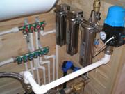 Монтаж систем отопления водоснабжения