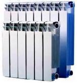 Радиаторы алюминиевые и биометалические