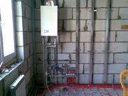 Монтаж,  сервисное обслуживание  систем: отопления,  водоснабжения,  кана
