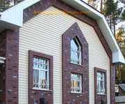 Фасады(утепление, декоративная отделка)