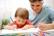 Выполнение домашних заданий, обучение Английскому и Русскому Языкам.