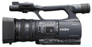 Продам HDV видеокамеру Sony HDR-FX1000E