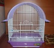 Срочно продам новую клетку для попугая