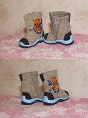 Продам Валенки,  ботинки зимние размер 21 Котофей в Саратове