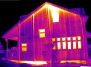 Обследование зданий и сооружений тепловизором