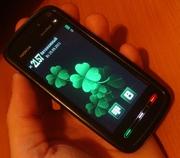 сенсорный смартфон Nokia 5800 XM.