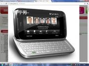 HTC T7373 / HTC T 7373 Touch Pro II 2