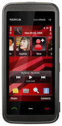 Продаю Nokia 5530 XpressMusic(на гарантии)+карта памяти