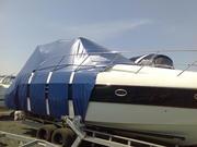 Пошив и ремонт тентов на катера и автомобили