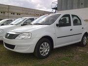 такси рено логан (Renault Logan)