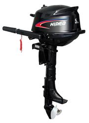 HIDEA HDF 5HS Четырехтактный лодочный мотор.