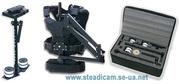 Flycam 5000 Steadycam Stabilizer + жилет + рука + площадка + кейс.