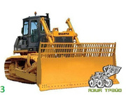 Бульдозер ShanTui  - SD22R - мусорный  в наличии в Саратове