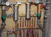 Отопление. Монтаж отопления. Замена труб отопления. Расчет системы ото