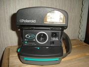 Полароид 600 Великобритания фотокамера моментального фото о/с