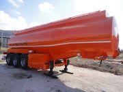 Продам бензовоз NURSAN 34 м3