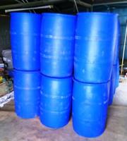 Бочки пластиковые 220 лт. 2 горла и с крышкой бу. чистые пищевые