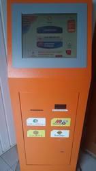 Продам платежный терминал б.у. Qiwi
