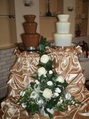 Шоколадный фонтан на Ваше торжество в Саратове.