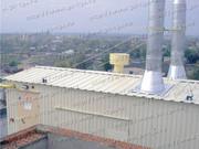 Крышная котельная 1, 2 МВт