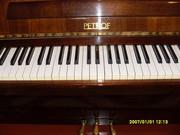 Пианино Petrof,  отличное состояние 3 педали