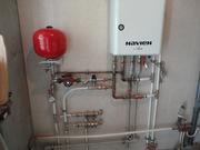 Монтаж, ремонт, замена систем отопления.Гарантия.