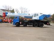 Продаю автокран КС-65713-1 «Галичанин»,  50 т.,  стрела – 34, 1 метров.