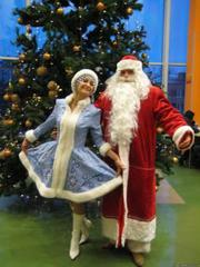 Костюм Деда Мороза в Саратове