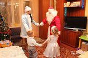 Заказ Деда Мороза  и Снегурочки на дом в Саратове