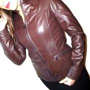 Кожаные куртки,  сумки из Италии
