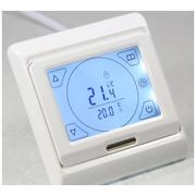 Терморегулятор теплого пола сенсорный E-91 (встраиваемый).