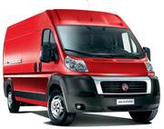 Продажа и переоборудование фургонов