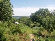 Продается дача на берегу реки Волга