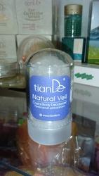 Натуральный дезодорант Алунит