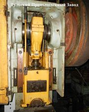 Капитальный ремонт прессов КД2128,  КД2130,  КЕ2130 в Москве и на заводе