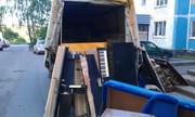 Вывоз мусора, старой мебели, вещей.89033281268