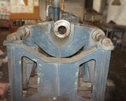 горизонтальный гидравлический пресс для колесных пар