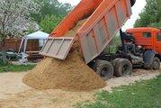 Песок,  щебень с доставкой Шевыревка