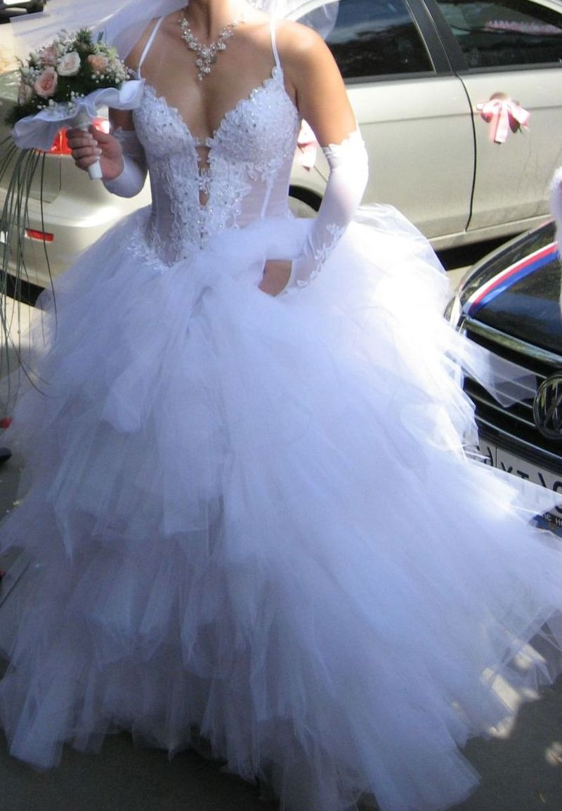 свадебное платье., Саратов - Продажа