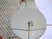 антены,  антенны спутниковые