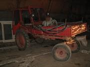 Продаю трактор Т-16 со сварочным генератором+прицеп+плуг